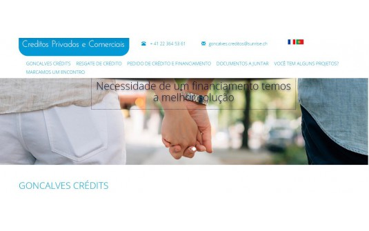 Resgate de credito Gland Lausanne Vaud Geneve