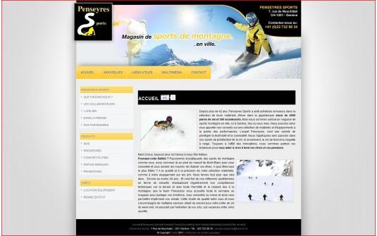 Ski Location Vente Réparation Genève