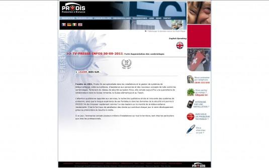 Alarme Vidéo Surveillance Télésurveillance Geneve Suisse
