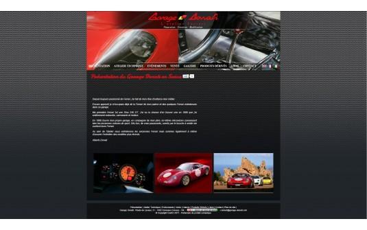 Entretien Reparation Garage Ferrari