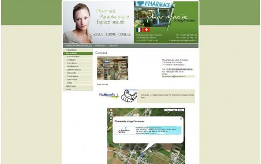 Pharmacie Chablais Geneve