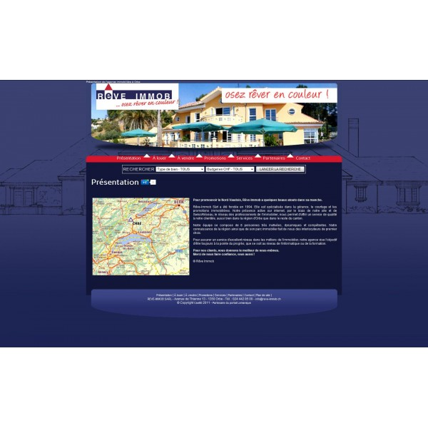 Vente location promotion service immobilier orbe for Site immobilier vente