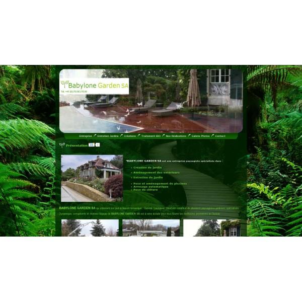 paysagiste am nagement entretien jardin biologique geneve